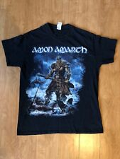 Amon Amarth Swedish Death Metal Concert North American Tour 2016 T-Shirt Black M