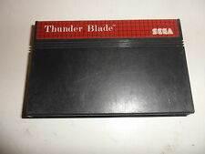 Sega Master System  Thunder Blade (1)