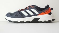 ADIDAS Men's Navy Red White Hypebeast Rockadia Trail Shoes Sneakers Size 10