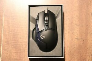 Logitech G502 Lightspeed wireless mouse - Open Box