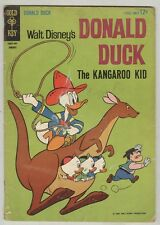 Donald Duck #92 January 1964 G/VG Kangaroo Kid