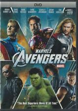 Marvel's - The Avengers (DVD, 2012, Canadian, Widescreen)