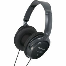 Panasonic Over The Ear Volume Control Extra Bass Monitor Headphones - RP-HT225