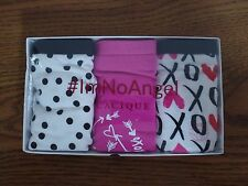 Lane Bryant Cacique Hearts / Dots Hipster 3 Pack NEW  Size 18/20