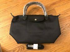 Longchamp NEW Le Pliage NEO Small Handbag w Strap 1512- Black