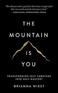The Mountain Is You Paperback Book By Brianna Wiest With FREE SHIPPING NEW AU