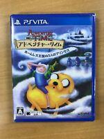 Adventure Time Three princesses in the nameless kingdom - PS Vita Japan