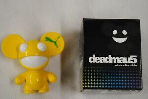DEADMAU5 PUMA MINI COLLECTIBLE FIGURE NEW OFFICIAL BOXED EMI 2010 RARE