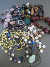 Vintage Estate Necklaces Chokers Lot MOP Pearl