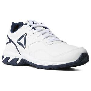 {DV3944} Reebok Ridgerider 4 Men's Hiking Shoes - White *NEW*