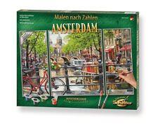 Schipper 609260812 - Malen nach Zahlen - Amsterdam (Tripty)
