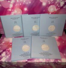 5 Revitalash Aquablur Sample Cards, Eye Gel & Primer, New/Sealed