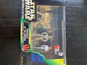 kenner poawer of the force movie scene purchase of the droids 1997