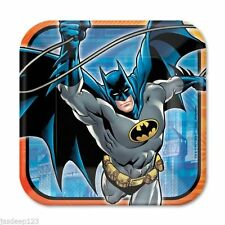 Batman Birthday, Child Party Plates