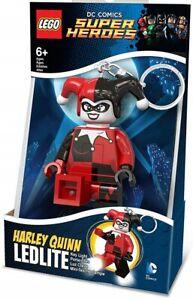 LEGO LED Lite Key Light Keyring Harley Quinn LGL-KE81 Shipping Traced