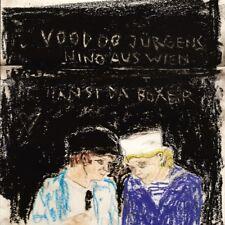 DER VOODOO JÜRGENS/NINO AUS WIEN - HANSI DA BOXER (7'')   VINYL LP SINGLE NEU