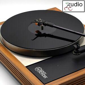 Gloss Black Acrylic Turntable Platter Mat. Fits LINN Record Player