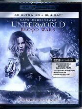 UNDERWORLD: BLOOD WARS  BLU-RAY 4K ULTRA HD+BLU-RAY
