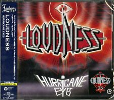LOUDNESS-HURRICANE EYES-JAPAN CD C94