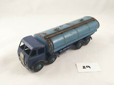 DINKY SUPERTOYS # 504 FODEN 14 TON TANKER LORRY 1ST TYPE CAB ORIGINAL DIECAST