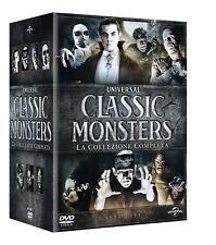 Universal Classic Monsters Collezione Completa Box Set (7 DVD)