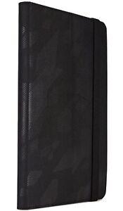 """🔥NEW Case Logic SureFit Folio Case 8"""" Tablets Universal BLK HD IPAD MINI GALAXY"""