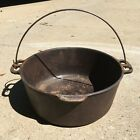 Wagner Ware Sidney O 4 qt. 1268A Cast Iron Round Pot Roaster Dutch Oven - NO LID