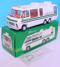 1979-1980 AMERADA HESS GASOLINE TRAINING VAN BOXED! LIGHTS WORK! GREAT COLOR!