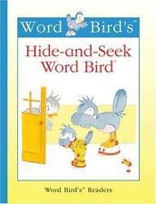 Hide-And-Seek Word Bird (New Word Bird Library)-ExLibrary