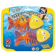 3er-Set Tauchspielzeug für Schwimmbad und Pool Fashy Neopren-Tauchfahnen