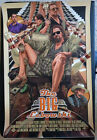 Juan Carlos Ruiz Burgos Big Lebowski Variant Screen Print Movie Poster Not Mondo