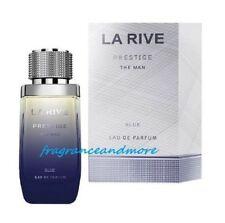 LA RIVE PRESTIGE THE MAN BLUE COLOGNE FOR MEN 2.5 OZ / 75 ML EAU DE PARFUM SPRAY