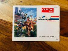 GI Joe The Atlantis Factor Manual Booklet only Nintendo NES
