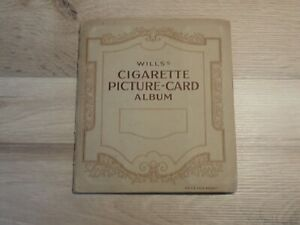 WILLS'S CIGARETTE PICTURE CARDS - FLOWERS ALBUM - REF D37