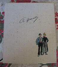 """1959 Chansons de la rue Bruant illustré Steinlen Poulbot extrait """"dans la rue"""""""