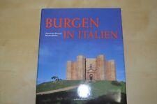Buch Burgen in Italien. Fotografien von Markus Bollen.