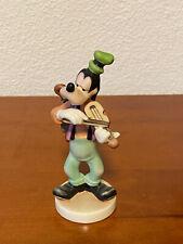 Goebel Disney Goofy mit Geige