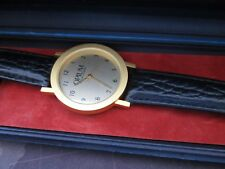 MENS  OPIUM POUR HOMME, QUARTZ WATCH, ORIGIONAL BOX,,RUNNING