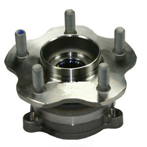 Wheel Bearing and Hub Assembly-Premium Hubs Rear Centric 400.42006