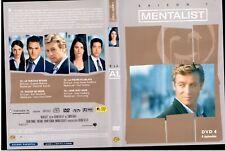 DVD Mentalist Saison 1 DVD 4 | Serie TV | Lemaus