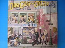 DIVA GRAY AND OYSTER HOTEL PARADISE LP VINYL SIGILLATO SEALED 1979