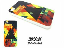 IPHONE Shell 4 Or 5 Pattern Geometric ( Case Cover Triangle Aztec)