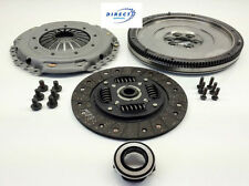 VW GOLF MK4 1.9 TDI SOLID MASS FLYWHEEL & CLUTCH KIT 97-04