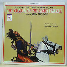 John Addison/Manfred Mann THE CHARGE OF THE LIGHT BRIGADE - UAS 5177 SEALED