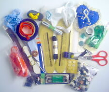 ONE LOT OF MISCELLANEOUS THINGS FOR SEWING AND OTHER USE