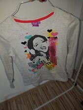Disney Violetta  Langarm Shirt, Mädchen Gr. 140 Top Zustand