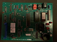 Fike Fire Systems PC BOARD GRAPHICS MICRO CONTROLLER CARD 10-2085