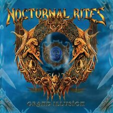Nocturnal Rites - Grand Illusion [New Vinyl]