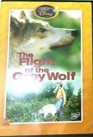 THE FLIGHT OF THE GREY WOLF DVD Wonderful World of Disney Movie Club Exclusive