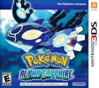 Pokemon: Alpha Sapphire - Nintendo 3DS Game Only
